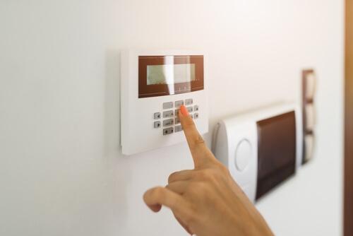 alarmsysteem met meldkamer