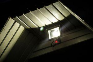 verlichting woning tegen ibrekers
